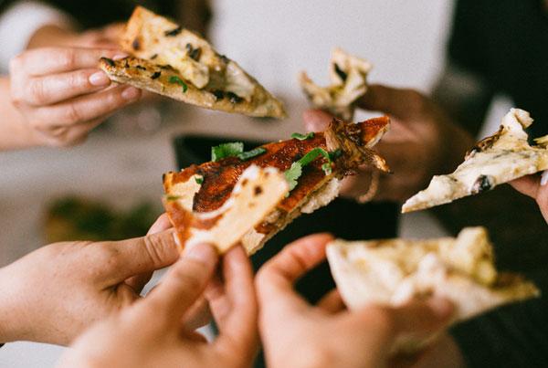 Pizzafeesten