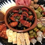 Apero tapas traditional koud